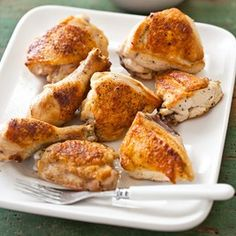 Weeknight Chicken from Cook's Country
