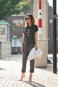 lookbookdotnu: City tee (by Christine R.)