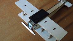 Ηλιακό αεροπλάνο - λειτουργία με φακό smartphone