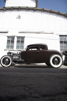 Jack Carroll's 1932 Ford Coupe