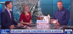 """WBTW Myrtle Beach – A new study at Boston University shows there could be a negative effect on kids whose families move often. And, of course, many parents have seen how difficult moving can be for children. So Our Town America is encouraging parents to create """"Kids Comfort Moving Kits"""" to help with the transition. Watch news clip here."""