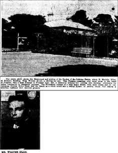 The Mail (Adelaide, SA : 1912 - 1954), Saturday 27 January 1917, page 12 Labrina Estate, Frontage to Prospect Road