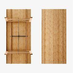 Trestle Tisch von We Do Wood | MONOQI