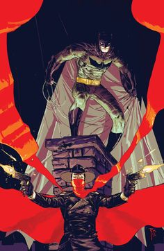 BATMAN/SHADOW #1 (1 of 6)