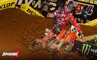 2012 Atlanta Supercross: Ryan Dungey