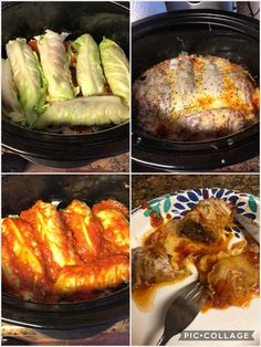 Stuffed cabbage. Details in the comments section. : ketorecipes