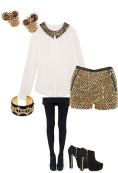 """""""Fancy Party Night"""" by sillychick on Polyvore"""
