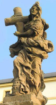 Matyáš Bernard Braun - sochy ctností a neřestí, Kuks, Víra, Greek, Statue, Pencil, Get Tan, Greece, Sculptures, Sculpture
