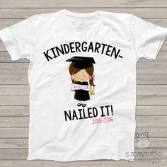 8b631a0ba Las 19 mejores imágenes de camisetas graduación kinder