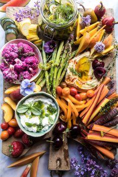 Farmers Market Pickled Crudité Platter