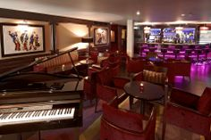 Dance the night away in our Piano Bar - Why not celebrate your hen night with a private cocktail lesson? Piano Bar, Learn To Dance, Hens Night, Dance The Night Away, Corporate Events, Jukebox, Cocktail, Weddings, Wedding
