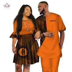 Image of African Men and Women Ankara print couple dress, african clothes for boyfriend,girlfriend wedding Dress and men suit o-neck men two piece set dashiki short sleeve cloth plus Couples African Outfits, African Dresses Men, African Shirts, Latest African Fashion Dresses, African Print Fashion, African Attire, African Clothes, African Wear Styles For Men, African Print Pants