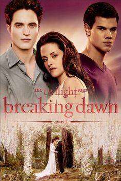 TS:Breaking Dawn Part 1