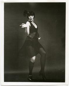 Lenora Nemetz as Velma Kelly in CHICAGO