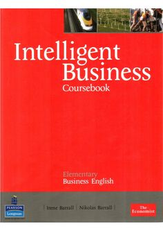 New insights into business teachers book by margo26 via slideshare intelligent business elementary coursebook by daniela salvade via slideshare fandeluxe Images