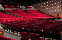 Bellco Theater is a beautiful event space!