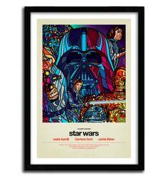 STAR WARS  by VAN ORTON