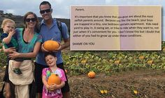 Parents get letter shaming them for living in a 'tiny' home