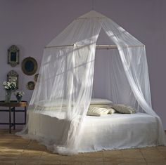 mosquito net bed design - Google Search