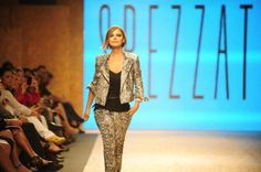 Milena Toscano na Spezatto, desfile do Donna Fashion Iguatemi