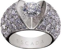 Escada diamond ring