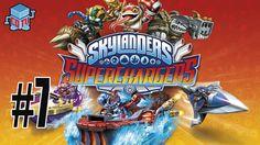 Skylanders SuperChargers Chapter 7 Fiesta