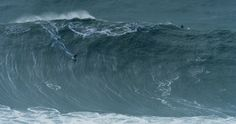 """New Movie """"Going Deeper - Love letter to Nazare"""" - Magicseaweed 19-10-2020 