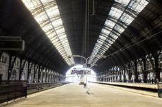 Retiro Station Buenos Aires