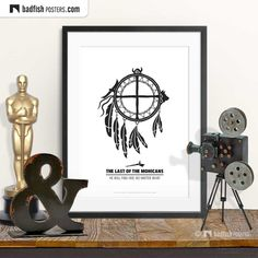 Minimal Movie Posters, Cool Posters, Movie Decor, Home Theater Decor, Long Rifle, Movie Prints, Medicine Wheel, Hawkeye, Vector Art