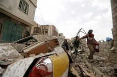 """One of the most recent attacks in Yemen was on Friday May 1st. 20 civilians were killed and more than 50 were injured in the capital Sana'a on Friday due to air raids led by the Saudi-led coalition. A resident said """"Thursday night was horrible we did not sleep from the heavy shelling, and the next day some of us lost family members while others lost their homes."""""""