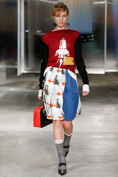 Prada Spring 2016 Menswear - Collection - Gallery - Style.com