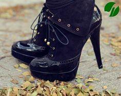 black heels www.facebook.com/OfficialScarpe