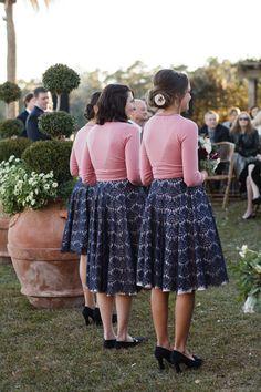 St. Simons Island Winter Wedding   Read more - http://www.stylemepretty.com/georgia-weddings/saint-simons-island/2014/02/12/st-simons-island-winter-wedding/