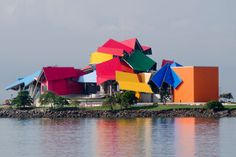 Bio MUseum Panama by Frank Gehry