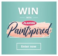 Paintspired by Plascon to help you become your own decorative expert! Exterior Paint, Interior And Exterior, Latest Colour, Paint Cans, Earth Tones, Natural Light, Competition, New Homes, Banner