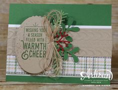 The Best of Christmas, Stampin' Up!