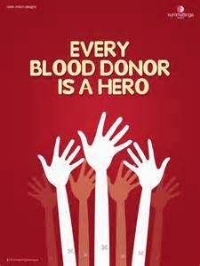 Blood donation essay pdf