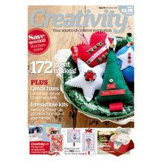 Creativity Magazine by Docrafts Issue 30