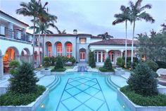 Beach Houses In Florida   house-florida-palm_beach-boca_raton