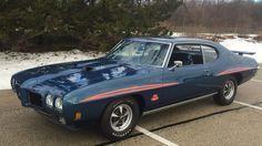 1970 Pontiac GTO Judge Ram Air IV - 1