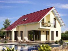 Dieses und viele Häuser mehr gibt es auf Fertighaus.de – Ihr Hausbau aus einer Hand: Schnell, preiswert und von geprüften Anbietern.
