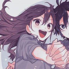 Anime Best Friends, Friend Anime, Cute Anime Profile Pictures, Cute Anime Pics, Profile Pics, Cute Anime Coupes, Anime Love Couple, Anime Couples Drawings, Image Manga
