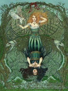 Béatrice Tillier: Magie Noire ou Magie blanche ?