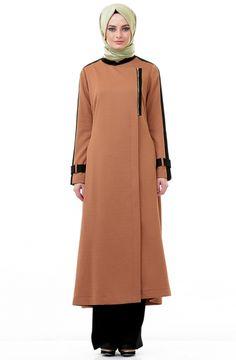 Kayra Hakim Yaka Ferace-Camel KA-A4-25045-06