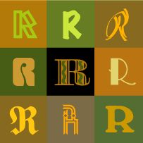 The letter R is a more exceptional character than it first appears. It's not a P with a tail or a B with a broken bowl; when drawn correctly, the R is rich with subtle details and delicate proportions. It can be the most challenging letter for type designers to create, and the most – dare we say – rewarding.