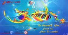 Do you need a #creative #colorful web Design - #zinavo(goo.gl/ey8Q7b)