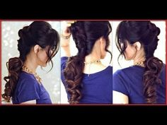 TUTORIAL: Easy Summer Hairstyle | French Twist-Around Ponytail! #hairideas #longhair - bellashoot.com