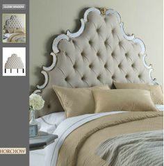 Carrie Bradshaw Lied: Headboard of my Dreams