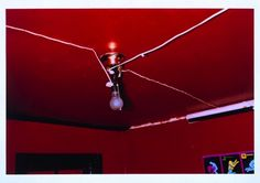 The Red Ceiling by William Eggleston - William Eggleston Eggleston's The Red Ceiling, also known as Greenwood, Mississippi, 1973.- Wikipedia, the free encyclopedia