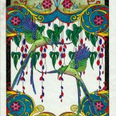 Dover Publications Public Voting Portal [really love the blues/greens here!]